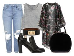 """Geen titel #86"" by ilsejoys ❤ liked on Polyvore"