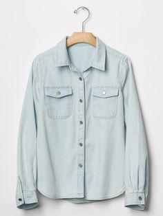 1969 light denim shirt | Gap