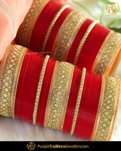 Came across these bracelets while researching chura.