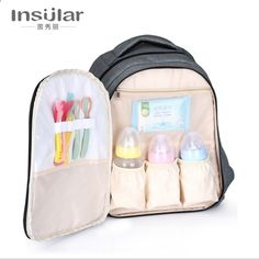 Diaper Bag Fashion Mummy Maternity Nappy Bag Brand Baby Travel Backpack Diaper Organizer Nursing Bag For Baby Care Cheap Diaper Bags, Baby Diaper Bags, Nappy Bags, Fashionable Diaper Bags, Nurse Bag, Stroller Bag, Wet Bag, Diaper Bag Backpack, Drop