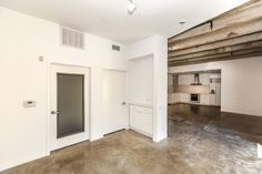 Unit 2205 is a studio loft that features open floor plan, high-end finishes, built-in vanity in bedroom, walk-in closet and much more. Click for more details.