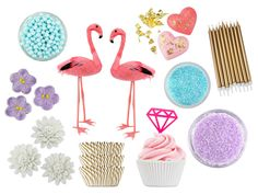 For Cake and Cupcake Toppers: Layer Cake Shop
