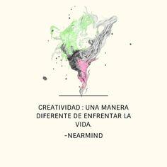 Las personas potencialmente creativas, tienen una manera diferente de ver la vida, buscan reinventarse todo el tiempo...
