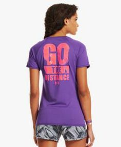Women's UA Distance T-Shirt