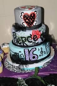 Pierce The Veil Birthday Cake holy flip GIVE ME