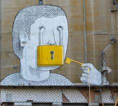 Blu . street art 000