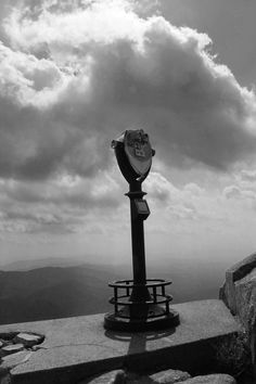 On top of Whiteface Mountain, Lake Placid, NY - Photo by me