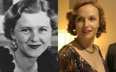 "Eva Braun, wife of Adolf Hitler. Juliane Köhler in the film ""Downfall""."