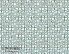 8-96120-3 Oilily Home AS Creation Blüten blau Papiertapete