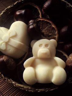 Przeciętna Polka: Delikatne mydło dla skóry wrażliwej