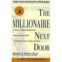Novo Passio Book List - The Millionaire Next Door
