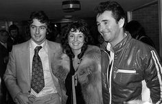 With Trevor francis