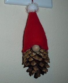 Tomte Christmas Gnome Ornament 2