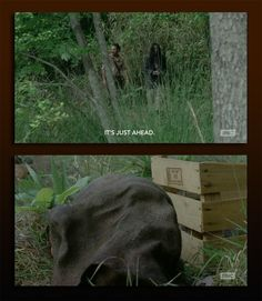 """The time this woman told Rick what to expect. 