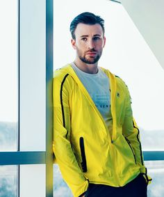 """Chris Evans for FILA sportswear "" Chris Captain America, Capitan America Chris Evans, Logan Lerman, Amanda Seyfried, Zeina, Robert Evans, Babe, Star Wars, Chris Evans Captain America"