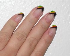 rastafari - Nail Art photos