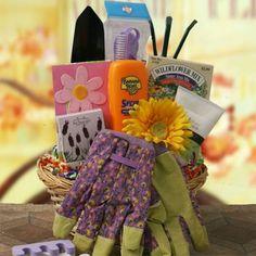 Spring Fever Gardening Gift Basket