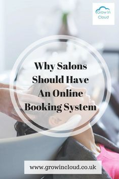 Why Your Salon Should Have An Online Booking System. #salonowner #hairsalon #nailbar #beautysalon #spa #businessowner #onlinebooking #appointmentscheduling #businessgrowth