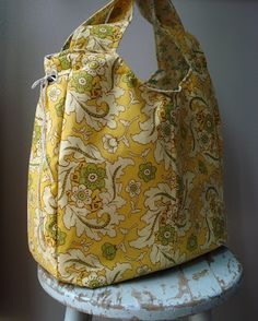 Vintage Lifestyles: Ultimate Hobo Bag Pattern