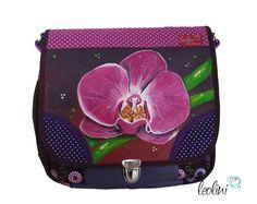 Tasche Kunsttasche Umhängetasche Schultertasche von Leolini auf Etsy