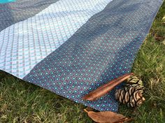 One of a Kind Cotton Picnic Blanket Outdoor by Poppiezlove on Etsy Waterproof Picnic Blanket, Mother Day Gifts, Blankets, Outdoor Blanket, Buy And Sell, Sew, Cotton, Handmade, Stuff To Buy