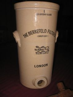 Items similar to Vintage Antique British Berkefeld Water Filter on Etsy Antique Decor, Vintage Antiques, Antique Stoneware, Jessica Jones, Vintage Lettering, Classical Art, English Style, Yesterday And Today, London
