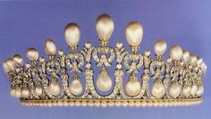 Another lover's knot tiara