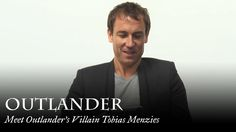 Outlander | Outlander's Villain Tobias Menzies answers some questions