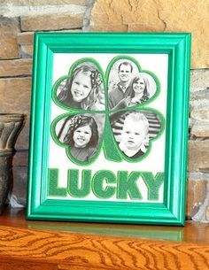 cute for being st patricks day decor kids-someday