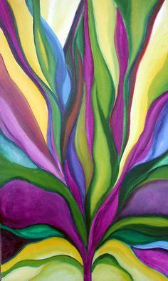 quenalbertini: by Georgia O'Keefe Art Painting, Silk Painting, Abstract Painting, Georgia Okeefe, Painting, Art, Georgia O Keeffe Paintings, Abstract, Beautiful Art