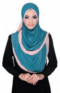 Shawl Labuh / Long Shawl On Sale @ tudungterkini4u.com.  Starting price from $10 !! A must have ! #hijab #hijabi #tudung #shawl #islam #respect #religion #muslim
