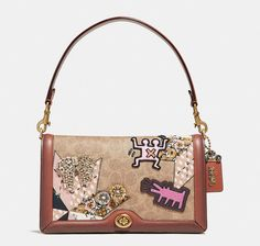 a7e3fa06b37b Coach Pays Tribute to Artist and Activist Keith Haring with Spring 2018  Capsule Collection