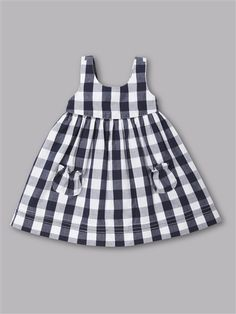 GORGEOUS French baby style for your little girl this summer!With no pockets or deeper square ones.black and white checkered dress - Baby DressGirls Red Gingham Dress Baby Girl Dress Toddler by TootandPuddlestriped dress and bloomers for baby girl and Frock Design, Baby Dress Design, Little Dresses, Little Girl Dresses, Toddler Dress Patterns, Little Girl Dress Patterns, Gingham Dress, Red Gingham, Striped Dress