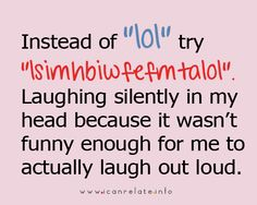 lsimhbiwfefmtalol....sooooo going to be using this from now on.