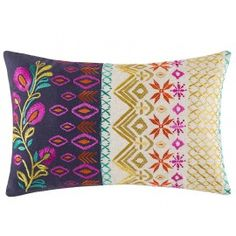 Bella Cushions by Kas feature: Embroidery & print on faux linen. 35 x All KAS CUSHIONS are designed to complement textures and colours in the Kas range as well as allow you to mix and match to create a unique interior. Double Quilt, Single Quilt, Queen Quilt, Quilt Cover Sets, Soft Furnishings, Linen Bedding, Cushions, Tapestry, Colours