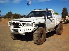 Hilux Mods, My Dream Car, Dream Cars, Nissan Patrol Y61, Patrol Gr, Nissan 4x4, Tube Chassis, 4x4 Van, Terrain Vehicle