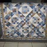 Image result for finished jacob ladder quilts