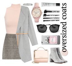"""""""Untitled #106"""" by brittany-phelps ❤ liked on Polyvore featuring WearAll, Vanessa Bruno, Givenchy, Prada, FOSSIL, NARS Cosmetics, Gianvito Rossi, Torrid and Cartier"""