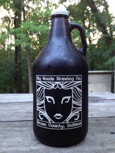 Big Woods Brewery in Nashville, IN