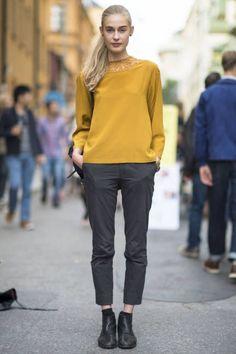 1f05ff260301c Annie Akerman  offduty in Stockholm ph  Le21eme  ItJustWorks Stylish Street  Style