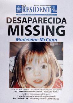 Impactante revelación en el caso Madeleine McCann: los investigadores buscan a una persona de interés en la desaparición