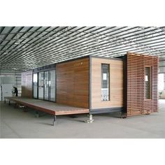 shipping container house by katheryn