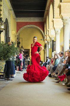 Pasarela flamenca - We love flamenco 2018
