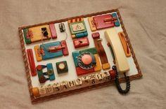 activity-board-selber-machen-bunt-farben-lackieren-telefeon-hoerer-verschluss