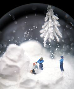 Shake Up The World With Creepy Snow Globes