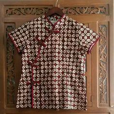 batik cheongsam