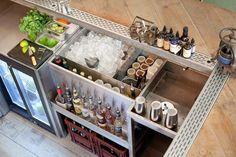 Bar setup 8