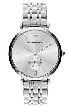 Emporio Armani Round Bracelet Watch, 40mm (Regular Retail Price: $295.00)   Nordstrom