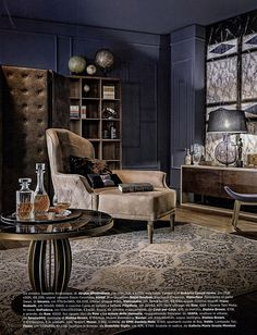 Marie Claire Maison Italy | Visionnaire Home Philosophy