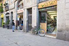 Green Bikes Barcelona Rentals & Tours Shop
